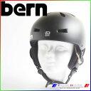 2016 バーン メイコン Macon Thin EPS Matte Black/Black Premium Liner L/XL(57-60.5cm) bern メンズ ヘルメット