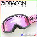 ドラゴン ゴーグル DXS Rose/Pink Ion 722-5484 DRAGON