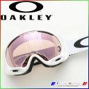 2015 オークリー ゴーグル A フレーム2.0 アジアンフィット Polished White/VR50 Pink Irid A FRAME2.0(ALT ...