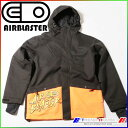 2015 エアブラスター JAVIER JACKET SAFETY BLACK/L AB15MJ1_012-SBL-L AIRBLASTER スノージャケット align=