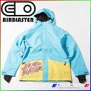 2015 エアブラスター JAVIER JACKET turquoise/L AB15MJ1_012-TUR-L AIRBLASTER スノージャケット align=