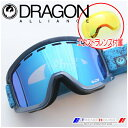 ドラゴン ゴーグル D1 Stone Blue/Blue Steel+Yellow Red Ion 722-6229 DRAGON