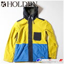 2015 ホールデン スノージャケット Edison Jacket ANTIQUE MOSS/L HOLDEN EJK-F14-N-JK-ATM-L align=