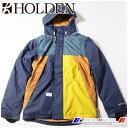 2015 ホールデン スノージャケット Varsity Jacket PEACOAT MULTI/L HOLDEN VJK-F14-N-JK-PCM-L align=