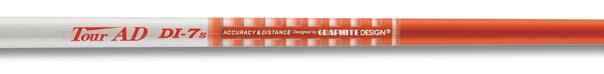取寄せ商品 き:発送7営業日前後 グラファイトデザイン ツアーAD DI-7 ウッド用シャフト/ Graphite Design Tour AD DI-7 shaft for woods 抜群のコントロール性と驚きの飛距離!