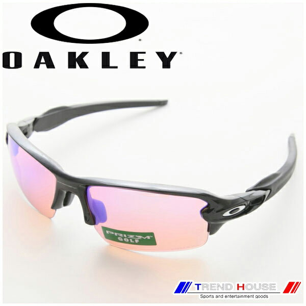 オークリー サングラス フラック 2.0 プリズム ゴルフ (アジアン) OO9271-09 Flak 2.0 PRIZM Golf (Asia Fit) Polished Black/Prizm Golf OAKLEY