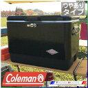 [残りわずか 日本未発売カラー / 在庫のみ]コールマン スチールベルトクーラー 54qt / ブラック_3000004050*マットブラックではあり..