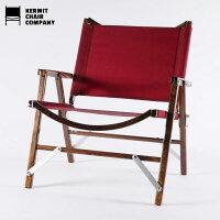 カーミットチェアウォールナット バーガンディ/Kermit Chair WALNUT[Burgundy]の画像