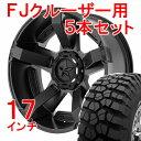 FJクルーザー タイヤ・ホイールセット ロックスター2 マッ...