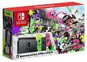【未使用品】 Nintendo Switch スプラトゥーン2セット 【Splatoon2セット購入特典小冊