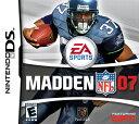 ニンテンドーDSソフト 北米版 MADDEN NFL 07 (国内版本体動作可)【中古】
