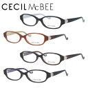ショッピングスマートフォン セシルマクビー メガネフレーム おしゃれ老眼鏡 PC眼鏡 スマホめがね 伊達メガネ リーディンググラス 眼精疲労 アジアンフィット CECIL McBEE CMF7040 全4カラー 52サイズ オーバル メンズ レディース