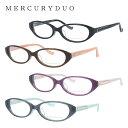 ショッピングオメガ マーキュリーデュオ メガネフレーム おしゃれ老眼鏡 PC眼鏡 スマホめがね 伊達メガネ リーディンググラス 眼精疲労 MERCURYDUO 伊達 眼鏡 MDF8010 全4カラー レディース ファッションメガネ