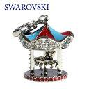 スワロフスキー チャーム SWAROVSKI 1064964 merrygoround メリーゴーランド クリスタル ガラス