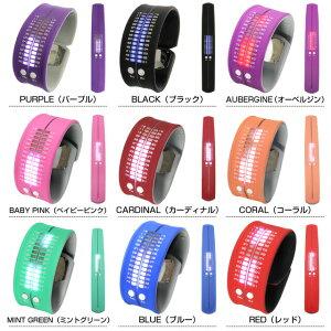 リフレックス腕時計REFLEXPD0019LEDデジタルウォッチDigitalWatchシリコンクォーツ男女兼用ユニセックス