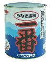 【日本ペイント】 日本ペイント 船底塗料 うなぎ塗料 一番 2kg缶 ブルー (FRP船船底部 防汚塗料/船底塗料)【代引不可】