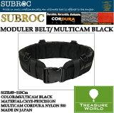 SUBROC(サブロック)モデュラーベルトマルチカム ブラック02P03Sep16