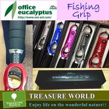 Officeeucalyptus(オフィスユーカリ)eucalyptusGrip(ユーカリグリップ)【フィッシュグリップ】【魚つかみ】〔分類:ルアーフィッシング・管釣り・ライトゲーム〕