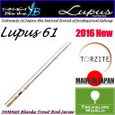 ●2016 New Model●YAMAGA Blanks (ヤマガブランクス)Lupus 61(ルーパス 61)渓流モデル02P03Sep16