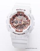 カシオ 腕時計 BABY-G (ベイビージー) BA-110-7A1 (海外モデル)【あす楽】 02P03Dec16