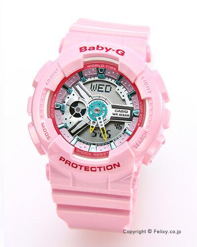 カシオ 腕時計 BABY-G (ベイビージー) BA-110CA-4A (海外モデル) 【】 カシオ ベイビージー (BABY-G) 腕時計 BA110CA4A 【送料無料】【海外モデル】