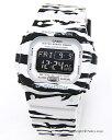 カシオ 腕時計 G-SHOCK (ジーショック) DW-D5600BW-7 (海外モデル) 【あす楽】