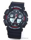 カシオ 腕時計 G-SHOCK (ジーショック) GA-100-1A4 (海外モデル) 【あす楽】