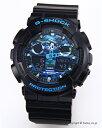 カシオ 腕時計 G-SHOCK (ジーショック) GA-100CB-1A (海外モデル)【あす楽】