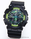 カシオ 腕時計 G-SHOCK (ジーショック) GA-100LY-1A (海外モデル)【あす楽】