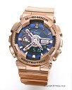 カシオ 腕時計 G-SHOCK (ジーショック) Sシリーズ(ユニセックス) GMA-S110GD-2A (海外モデル)【あす楽】