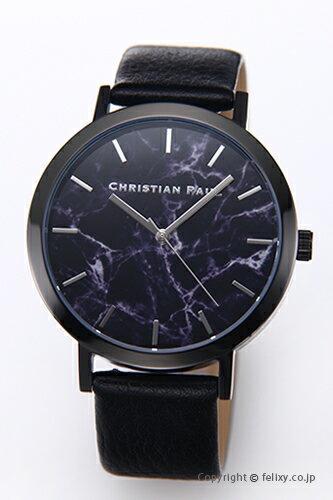 CHRISTIAN PAUL クリスチャンポール 腕時計 Marble Collection (マーブルコレクション) The Strand (ストランド) MR-01 【あす楽】