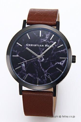 CHRISTIAN PAUL クリスチャンポール 腕時計 Marble Collection (マーブルコレクション) Bridport (ブリッドポート) MR-02