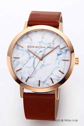 CHRISTIAN PAUL クリスチャンポール 腕時計 Marble Collection (マーブルコレクション) Avalon (アヴァロン) MR-06