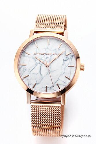 CHRISTIAN PAUL クリスチャンポール 腕時計 Marble Collection (マーブルコレクション) Whitehaven (ホワイトヘブン) MRML-02 【あす楽】