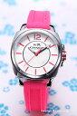 手錶 - COACH コーチ レディース腕時計 ボーイフレンド ホワイト/フルオピンク 14502151 【あす楽】