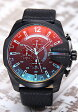 ディーゼル DIESEL 腕時計 DZ4323 メガチーフ ブラックポラライザー【あす楽】 02P27May16