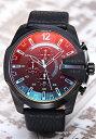 ディーゼル DIESEL 腕時計 DZ4323 メガチーフ ブラックポラライザー 【あす楽】 02P29Aug16