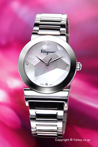 サルヴァトーレ フェラガモ Salvatore Ferragamo 腕時計 Grande Maison レディース FG2040013 【送料無料】【サルヴァトーレ フェラガモ Salvatore Ferragamo FG2040013】【山下あき】
