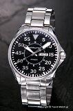 HAMILTON / ハミルトン 腕時計 Khaki Pilot (カーキ パイロット) ブラック 42mm H64611135 【ハミルトン 時計】【楽ギフ包装】