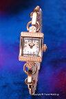 HAMILTON / ハミルトン 腕時計 Lady Hamilton Vintage (レディ ハミルトン ヴィンテージ) PG/ホワイトシェル H31241113 【ハミルトン 時計】【あす楽】【楽ギフ_包装】