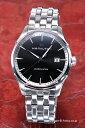 ハミルトン HAMILTON 腕時計 Jazzmaster Gent (ジャズマスター ジェント) ブラック H32451131