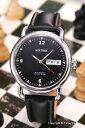 ジャックスペード 腕時計 メンズ JACK SPADE Stillwell (スティルウェル) ブラック WURU0022 【あす楽】