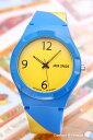 ジャックスペード 腕時計 メンズ JACK SPADE REPP Stripe (レップ ストライプ) ブルー×イエロー WURU0007 【あす楽】