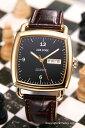 ジャックスペード 腕時計 メンズ JACK SPADE Sutherland (サザーランド) ブラック×ゴールド WURU0040 【あす楽】