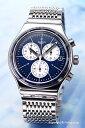 スウォッチ 腕時計 SWATCH YVS410G NEW IRONY CHRONO(ニューアイロニークロノ) WALES(ウェールズ) 【あす楽】