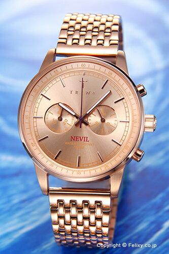トリワ TRIWA 腕時計 Rose Nevil Bracelet (ローズ ネビル ブレスレット) ステンレスベルトバージョン NEST106-BR021414【】 トリワ TRIWA 時計【送料無料】【NEST106-BR021414】