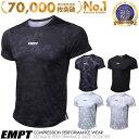 EMPT トレーニングウェア メンズ 半袖 | フィットネス...