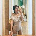 ショッピングフリル 水着 レディース 水着 体型カバー ビキニ ビキニ 人気 盛れる レトロ 痩せて見える 10代 20代 30代 プール 海 温泉 ハイウエスト フリル オフショルダー ギャザー ワンピース ストライプ SNS映え オトナ女子 小胸 半袖