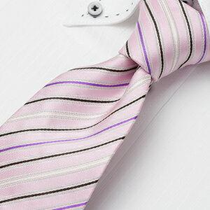 ネクタイ スーツ シャツ ワイシャツ ビジネス 結婚式 にぴったりブランド 赤 無地 黒 チェック ドット 柄 無地柄 チェック柄 小紋柄 格子柄 デザイン ネクタイ[ フォーマル ][ 新品 ][送料無料][M便 1/3]