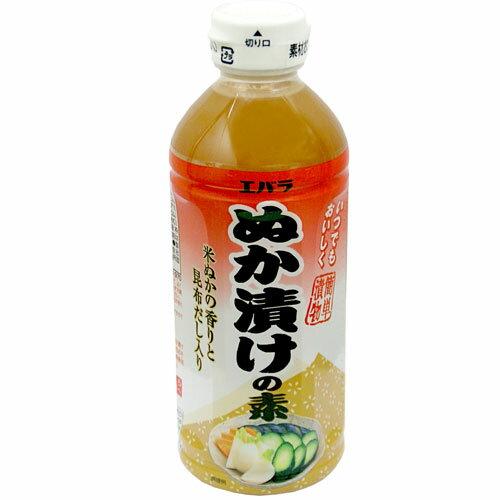 特売!エバラ ぬか漬けの素 500ml 198円